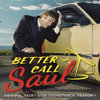 "Better Call Saul - Original Soundtrack<br>12"" Vinyl"