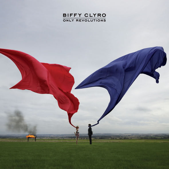 Biffy Clyro - Only Revolutions<br>Vinyl LP