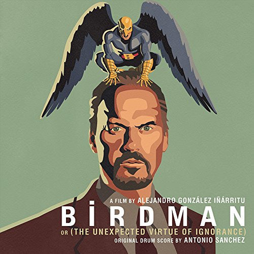 "Birdman Original Soundtrack<br>12"" Vinyl - Monkey Boy Records"