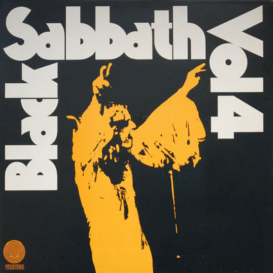 Black Sabbath - Vol 4<br>Vinyl LP