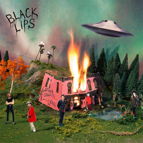 Black Lips - Satans Graffiti or Gods Art<br>Vinyl LP