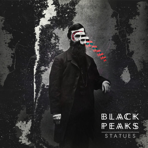 Black Peaks - Statues<br>Vinyl LP - Monkey Boy Records