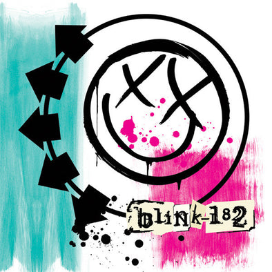 Blink-182 - Blink-182<br>Vinyl LP - Monkey Boy Records