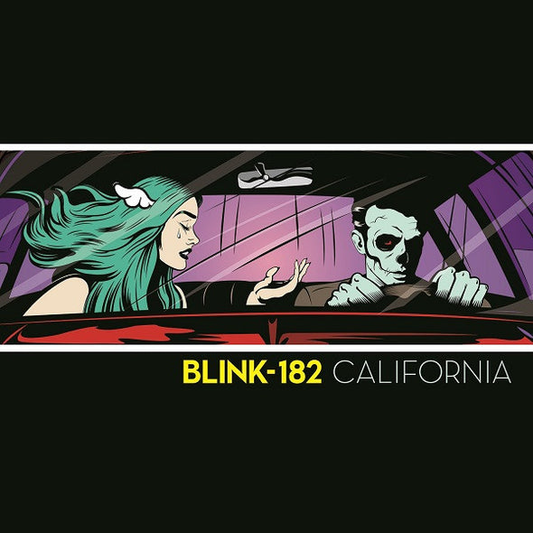 Blink-182 - California (Deluxe Edition)<br>Vinyl LP