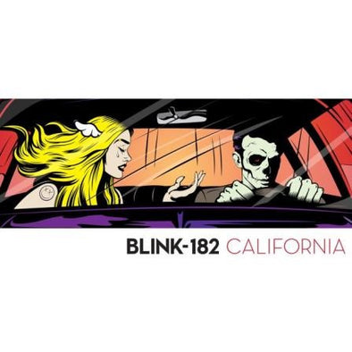 "Blink 182 - California<br>12"" Vinyl - Monkey Boy Records - 1"