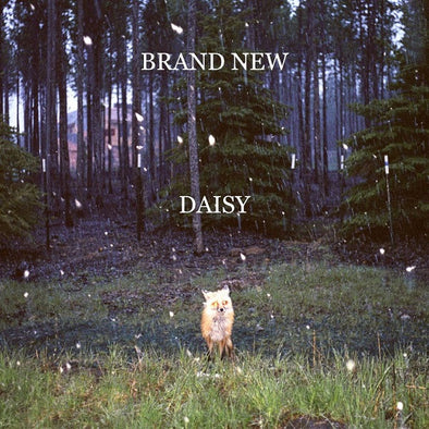Brand New - Daisy<br>Vinyl LP - Monkey Boy Records