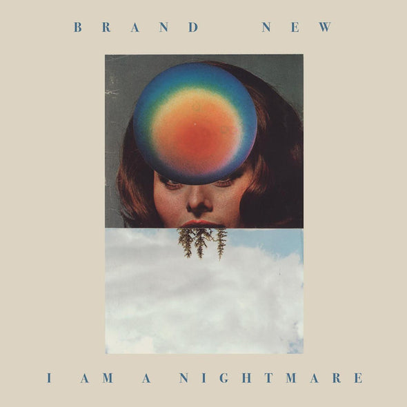 "Brand New - I Am A Nightmare<br>12"" Vinyl"