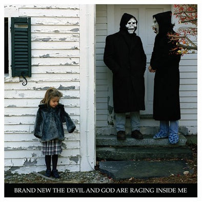 "Brand New - The Devil and God are Raging Inside Me<br>12"" Vinyl - Monkey Boy Records"