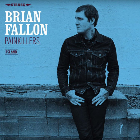 Brian Fallon - Painkillers<br>Vinyl LP - Monkey Boy Records