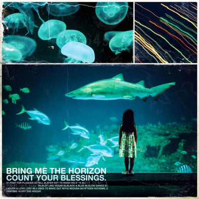 Bring Me The Horizon - Count Your Blessings<br>Vinyl LP - Monkey Boy Records
