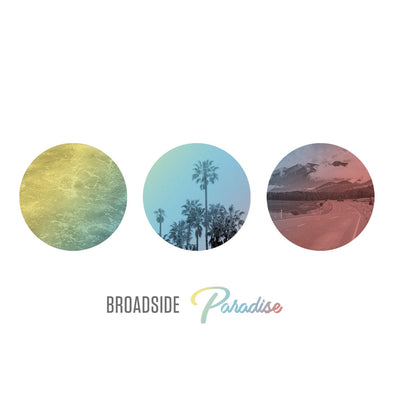 Broadside - Paradise<br>Vinyl LP