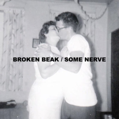 Broken Beak - Some Nerve<br>Vinyl LP