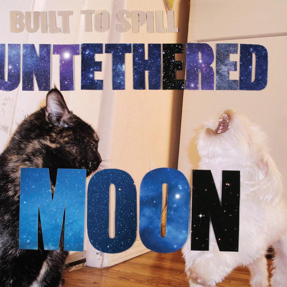 "Built To Spill - Untethered Moon<br>12"" Vinyl Vinyl LP - Elsewhere"