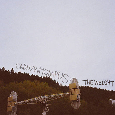 "Caddywhompus - The Weight<br>12"" Vinyl - Monkey Boy Records"