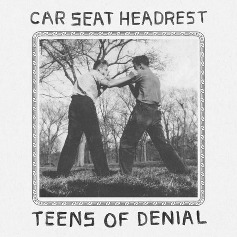 "Car Seat Headrest - Teens Of Denial<br>12"" Vinyl - Monkey Boy Records"
