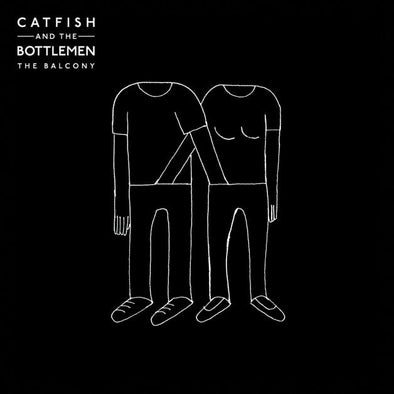 Catfish And The Bottlemen - The Balcony<br>Vinyl LP - Monkey Boy Records