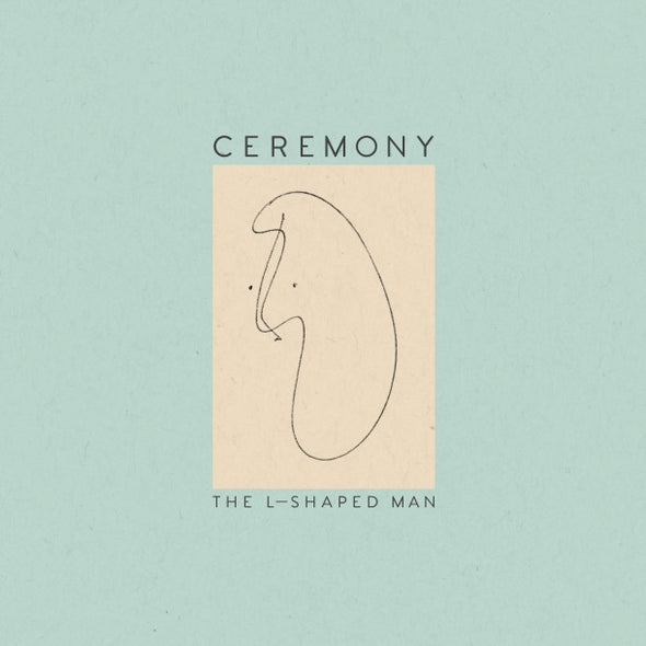 Ceremony - The L Shaped Man<br>Vinyl LP - Monkey Boy Records