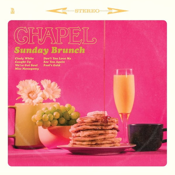 Chapel - Sunday Brunch<br>Vinyl LP