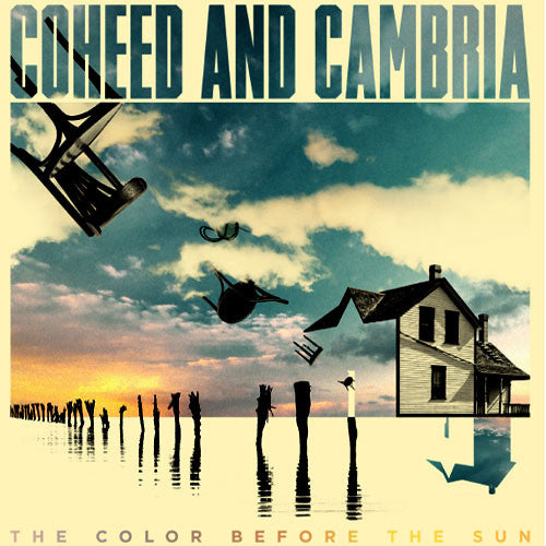 "Coheed and Cambria - The Color Before The Sun<br>12"" Vinyl - Monkey Boy Records"