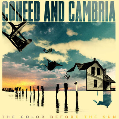 "Coheed and Cambria - The Color Before The Sun<br>12"" Vinyl"