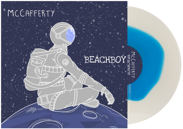 McCafferty - BeachBoy<br>Vinyl LP