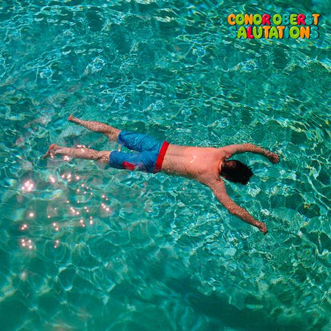 Conor Oberst - Salutations<br>Vinyl LP - Monkey Boy Records