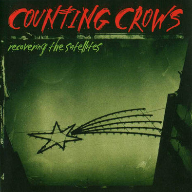 Counting Crows - Recovering The Satellites<br>Vinyl LP