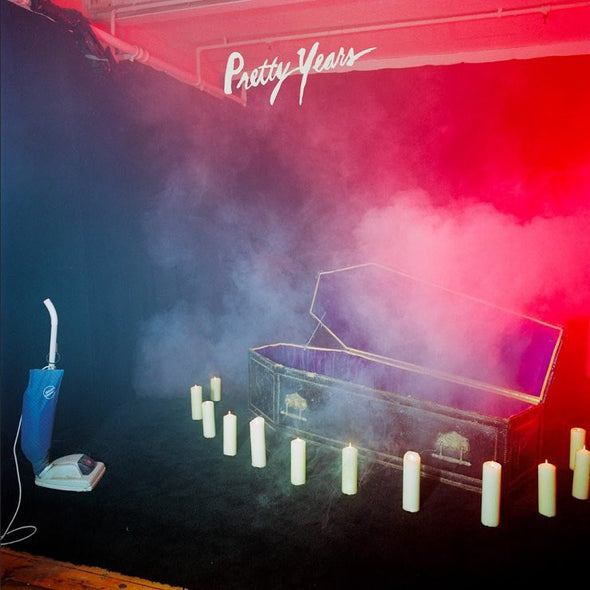 Cymbals Eat Guitars - Pretty Years<br>Vinyl LP