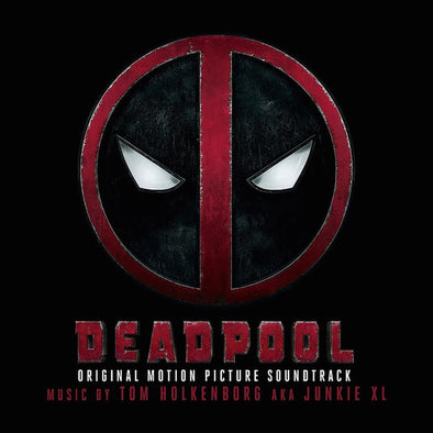 "Deadpool Original Soundtrack - Junkie XL<br>12"" Vinyl"