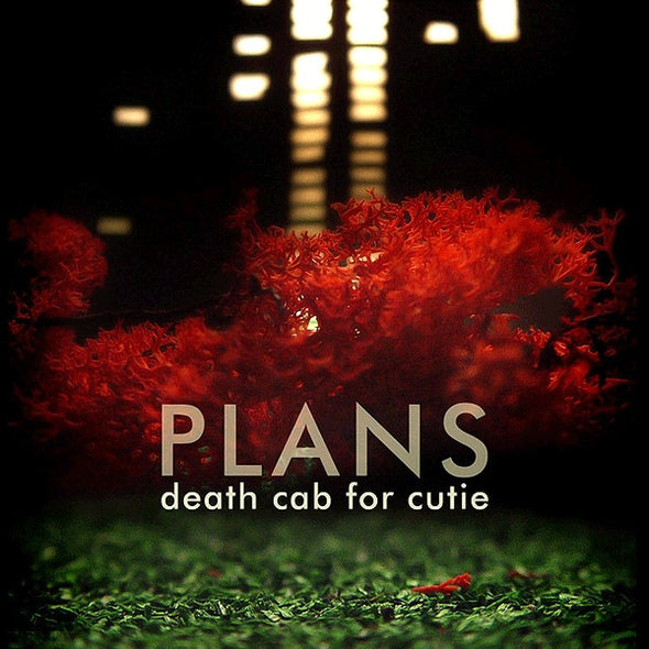 "Death Cab For Cutie - Plans<br>12"" Vinyl - Monkey Boy Records"