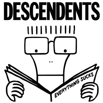 Descendents - Everything Sucks<br>Vinyl LP - Monkey Boy Records