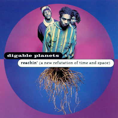 Digable Planets - Reachin' (A New Refutation of Time and Space)<br>Vinyl LP