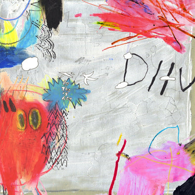 "DIIV - Is The Is Are<br>12"" Vinyl Vinyl LP - Elsewhere"