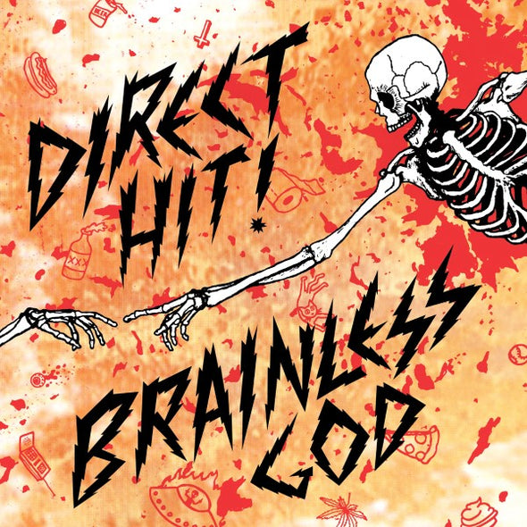 Direct Hit - Brainless God<br>Vinyl LP