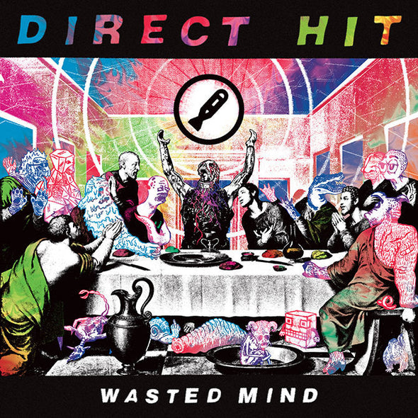 Direct Hit - Wasted Mind<br>Vinyl LP