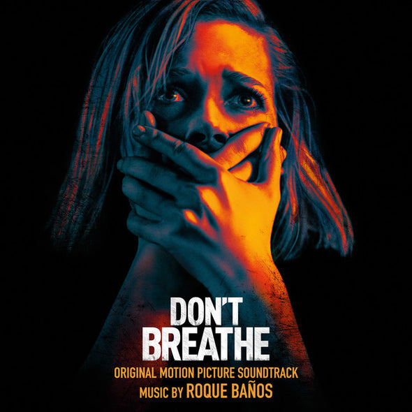 Don't Breathe Original Motion Picture Soundtrack<br>Vinyl LP - Monkey Boy Records