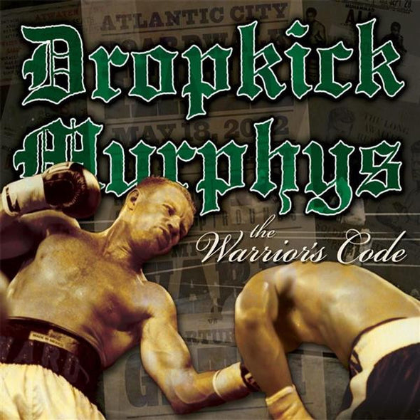 Dropkick Murphys - The Warrior's Code<br>Vinyl LP