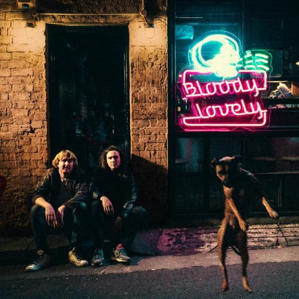 DZ Deathrays - Bloody Lovely
