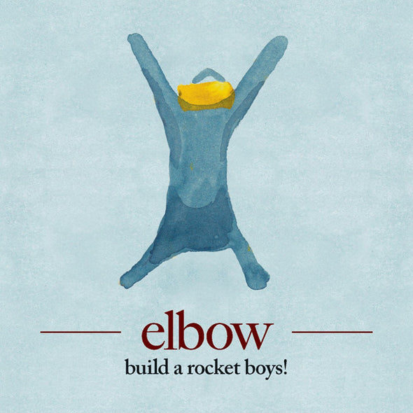 Elbow - Build A Rocket Boys!<br>Vinyl LP