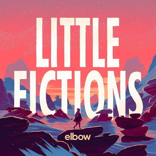 Elbow - Little Fictions<br>Vinyl LP - Monkey Boy Records