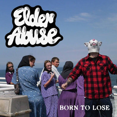 "Elder Abuse - Born To Lose<br>12"" Vinyl"