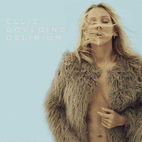 Ellie Goulding - Delirium<br>Double Vinyl LP - Monkey Boy Records