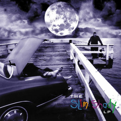 Eminem - The Slim Shady LP<br>Vinyl LP