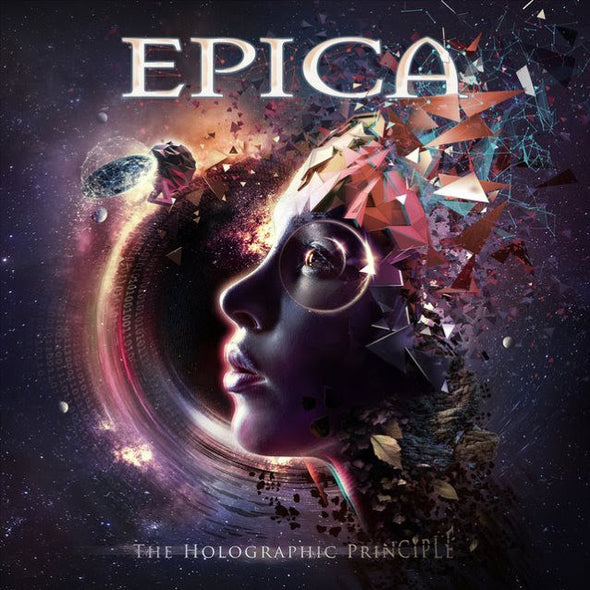 Epica - The Holographic Principle<br>Vinyl LP - Monkey Boy Records