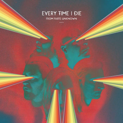Every Time I Die - From Parts Unknown<br>Vinyl LP