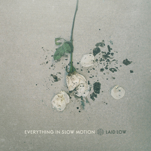 "Everything In Slow Motion - Laid Low<br>12"" Vinyl"
