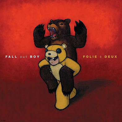 Fall Out Boy - Folie a Deux<br>Vinyl LP