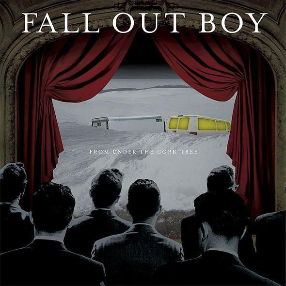 Fall Out Boy - From Under The Cork Tree - Monkey Boy Records