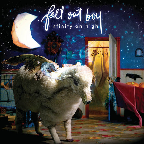 Fall Out Boy - Infinity On High<br>Vinyl LP - Monkey Boy Records