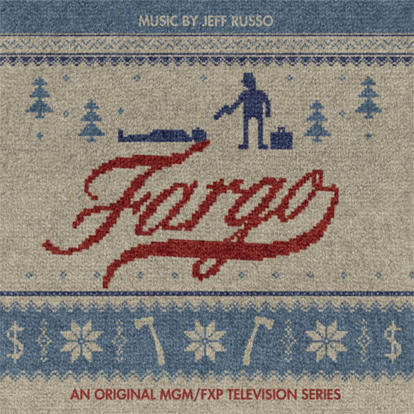 Fargo Original Soundtrack - Jeff Russo<br>Vinyl LP - Monkey Boy Records